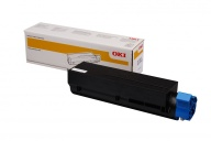 Toner Cartridge B432; 12,000 Pages (ISO/IEC 19752)